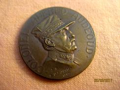 Suisse: Médaille Commémorative 1914-18 - Genève 1er Juin 1919 - Jetons & Médailles