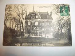 5bsl - CPA N°19 - HELLEMMES LES LILLE - Château Fanyau - [59] - Nord - - Haubourdin