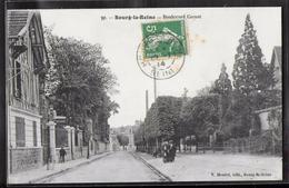 CPA 92 - Bourg-la-Reine, Boulevard Carnot - Bourg La Reine