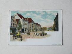 BAYREUTH      MAXIMILIANSTRASSE  V. OBEN - Bayreuth