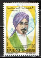 TUNISIA - 2002 - ABOU AL-HASSEN AL-HOUSRI (1029-95) - USATO - Tunisia (1956-...)