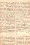 Vor Dem Hause Der Louise Lateau  / Artikel + Druck, Entnommen Aus Zeitschrift/ 1875 - Livres, BD, Revues