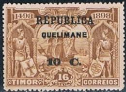 Quelimane, 1913, # 23, MNG - Quelimane