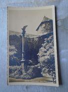 D147700 Switzerland  Rapperswil Polendenkmal Im Schlosshof Säule Kt St Gallen - SG St. Gall