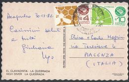 KC29     CARD 1982 - MEXICO EXPORTA - MIEL $4, CITRICOS $10 - Mexico