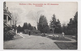67 BAS RHIN - ROTHAU Genesungsheim Des XV. Armeecorps - Rothau