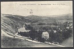 Le Malzieu - Ville - Moulin Sur La Truyère - Série La Lozère Pittoresque  - Voir 2 Scans - Autres Communes