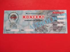 X2-Ticket-Koncert,Wein,Austria - Tickets - Vouchers