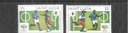 Mi.No. 1255-1256 St. Lucia MNH - St.Lucia (1979-...)