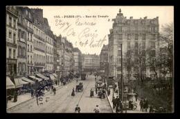 75 - PARIS 3EME - RUE DU TEMPLE - EDITEUR J.H. - Arrondissement: 03