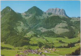 SUISSE,SWITZERLAND,SWISS, HELVETIA,SCHWEIZ,SVIZZERA , FRIBOURG,SARINE,GRUYERE,ENNEY,INTYAMON,PHOTO GLASSON BULLE - FR Fribourg