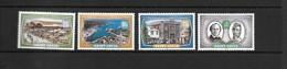 Mi.No. 1131-1134 St. Lucia MNH - St.Lucia (1979-...)