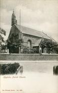 MERSEYSIDE - HOYLAKE PARISH CHURCH 1912 Me381 - Angleterre