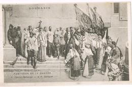 CPA 1914-1918 /PANTHEON DE LA GUERRE / No 6   ROUMANIE / - Guerre 1914-18