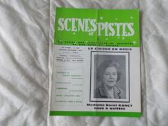 SCENES ET PISTES La Revue Des Spectacles De Variétés Et Des Gens Du Voyage N° 209 Octobre Novembre 1977 - Books, Magazines, Comics