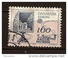 DANEMARK - N°  688 - Europa, Téléègraphe Morse - O - Danemark