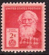 USA 1940 Famous Americans, Inventors, 2c Morse, MNH, (SG 887)