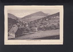 Schweiz AK Langenbruck 1914 - BL Basle-Country
