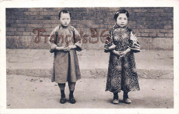 Chine - Orphelinat De Moukden - Soeurs De La Providence De Portieux - Filles Chinoises - Chine