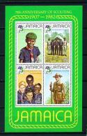 Jamaica  Nº Yvert  HB-19  En Nuevo - Jamaica (1962-...)