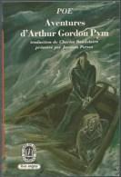 EDGAR POE / AVENTURES D ARTHUR GORDON PYM / LIVRE DE POCHE 1968 SCIENCE FICTION  SF1