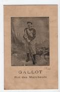 SPORT . GALLOT . ROI DES MARCHEURS . GLOBE-TROTEUR  - Réf. N°417 - - Athlétisme