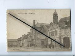 CPA Souple , Provenant D'un Carnet - Vic Sur Aisne - La Mairie - Vic Sur Aisne