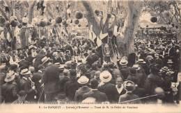 84 - VAUCLUSE / Cavaillon - Le Banquet - Estrade D' Honneur - Beau Cliché Animé - Cavaillon