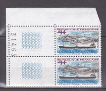 N° 1772 Série Grandes Réalisations: Le Havre écluse François 1er ; Une Paire De 2 Timbres Neuf Impeccable - Nuovi