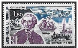 San Pierre E Miquelon: Louis-Joseph De Montcalm - Célébrités