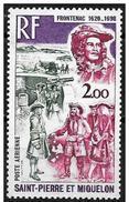 San Pierre E Miquelon: Louis De Buade De Frontenac - Famous People