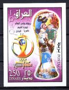 Iraq 2002 / Football FIFA World Cup MNH Futbol / Cu2831  1 - Wereldkampioenschap