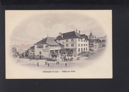 Schweiz AK Estavayer-le-Lac1918 - FR Fribourg
