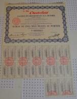 Les Bas Chesterfield, Anct Bomier à Boulogne Billancourt K 500 MF - Textile