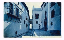 Sitges - Marycel, Plazuela De San Juan - Espagne - Barcelona