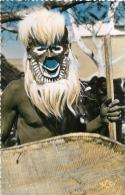 MOYEN CONGO MASQUE DE DANSE BATEKE - Congo Francese - Altri