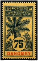 Dahomey (1906) N 29 * (charniere)