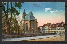Allemagne, Zweibrücken, Karlskirche - Zweibruecken