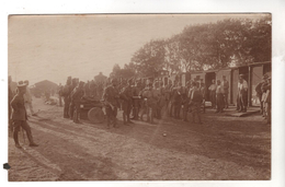 Nr.  8318,  FOTO-AK,  Russlandfeldzug, Deutsche Und Österreicher - Oorlog 1914-18