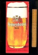 Livret Publicitaire Bières KRONENBOURG 1664 Brasseries Brasserie Breweries Beer Bier Bière /  C.1965 - Levensmiddelen
