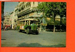 Transport - Autobus Parisiens (1934)- Collection Chic Et Choc - Bus & Autocars