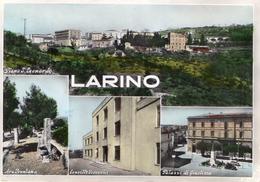 1958 CARTOLINA LARINO - Campobasso