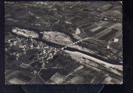 CP (07) Lanas  -  Village Et Pont Sur L'Ardèche  - Vue Aérienne - Autres Communes
