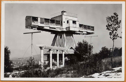 73 / AIX-les-BAINS - Le Solarium Tournant (années 30) - - Aix Les Bains