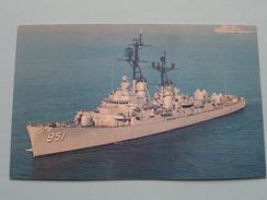 U.S.S. TURNER JOY ( DD-951 ) / Anno 19?? ( Zie Foto Details ) !! - Guerre