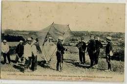 LANGRES Les Cerfs Volants Du CNE DORAND, Photographie Electrique-expérimentation- Manoeuvres 1906 - Langres