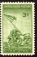 USA 1945 US Marines, Iwo Jima Flag, MNH (SG 930) - Neufs