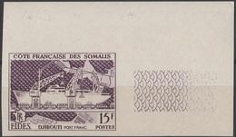 17432# COTE FRANCAISE DES SOMALIS FIDES DJIBOUTI NON DENTELE - Ungebraucht