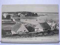 56 - ILE AUX MOINES - LE LAIROIT ET LE BOIS D'AMOUR - 1914 - Ile Aux Moines