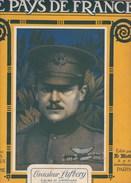 Le Pays De France N° 190 Du 6 Juin 1918 L'Aviateur Lufbery - 1900 - 1949